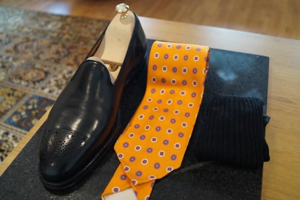 J.FitzPatrick Laurelhurst loafer black