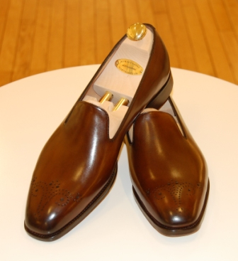 Edward_Green_Bamford_whole cut loafers