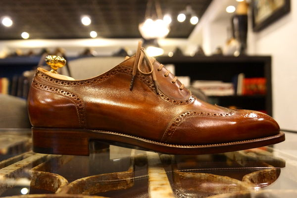 adelaide brogue3  Yuki Shirahama