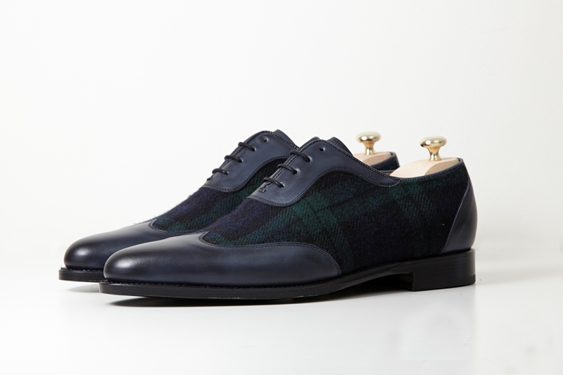 for blog Rainier Tartan