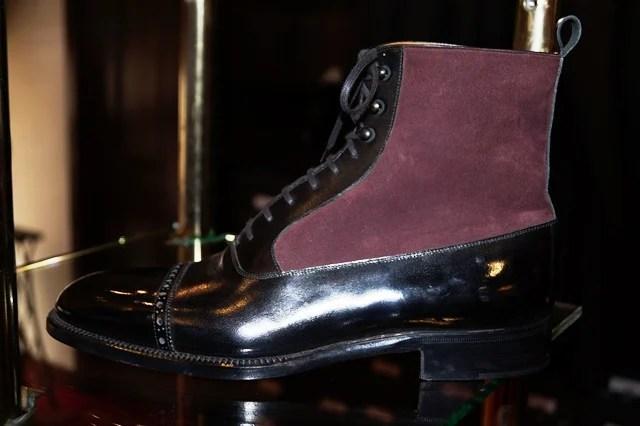 Stefano Bemer balmoral boot