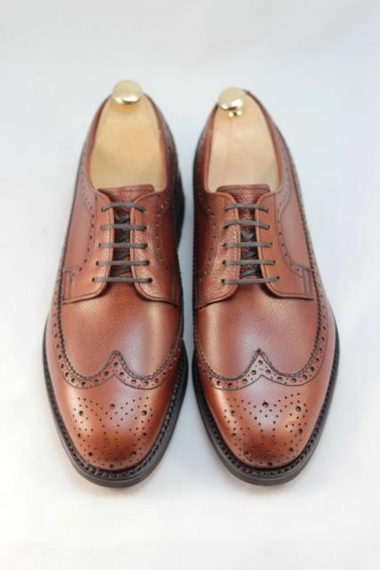 Septieme Largeur Longwing brogue 1