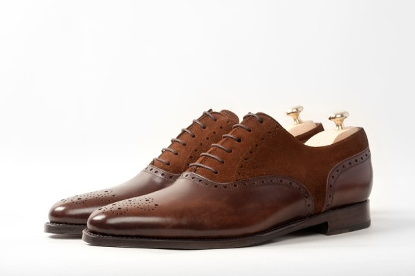 J.FitzPatrick Wallingford oxford brogue