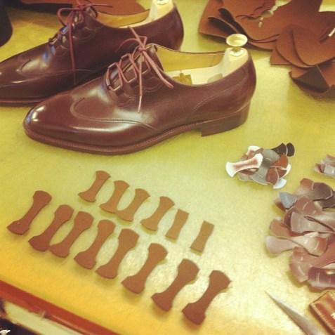 Egako japanese bespoke shoemaker