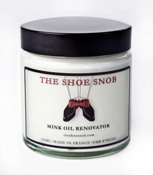 Conditioner/Renovator - a shoe's best friend!