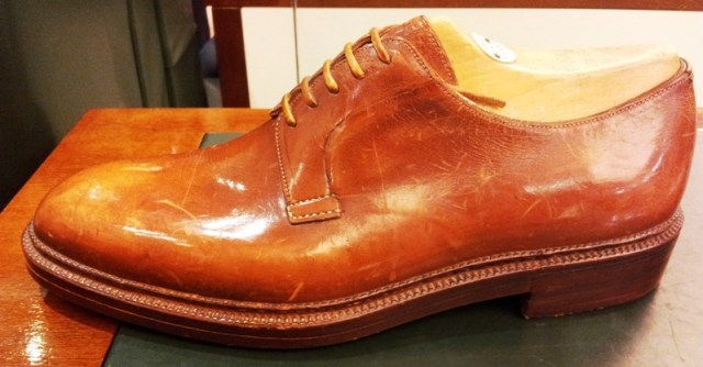 Natural wear and tear, Foster's Bespoke Archive