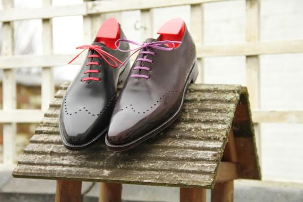J.FitzPatrick Tony model in Black and Merlot