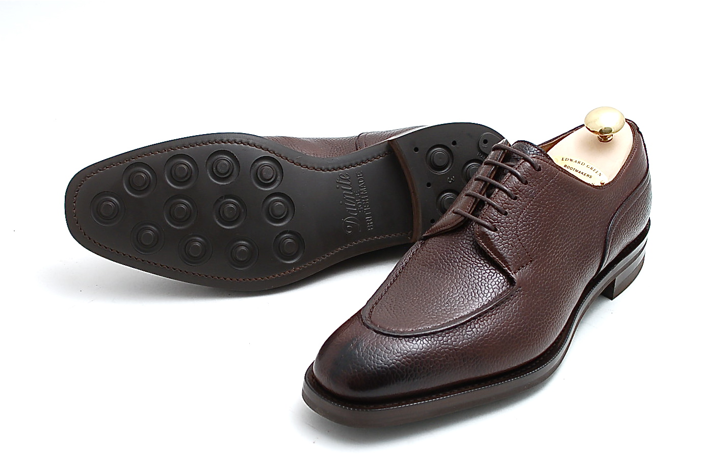 Dress Shoes With Dainite Soles