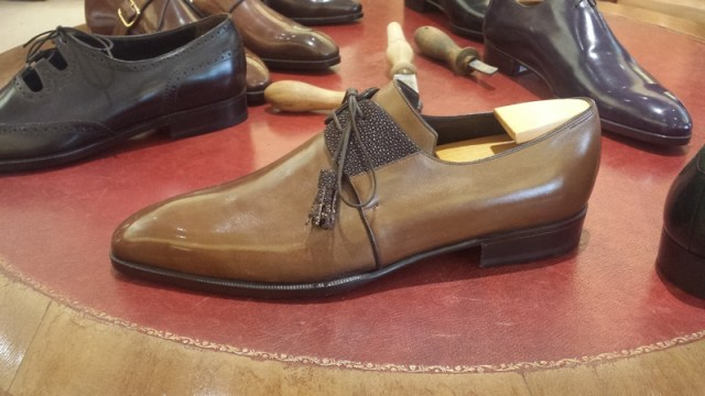 Aubercy shoes derby