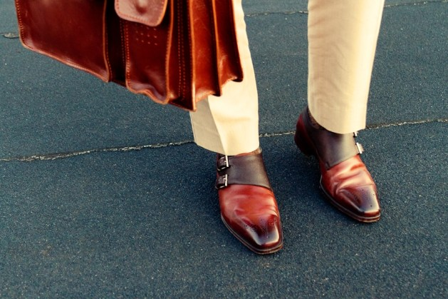 Beautiful picture of G&G shoes, courtesy of Style Forum