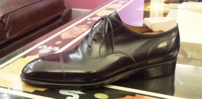 Mario Bemer Bespoke Shoes