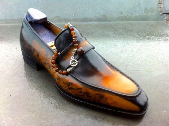 Landry Lacour patina
