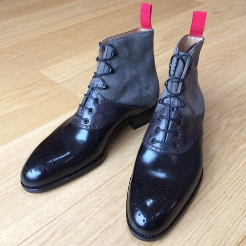 Saint Crispins boots for me