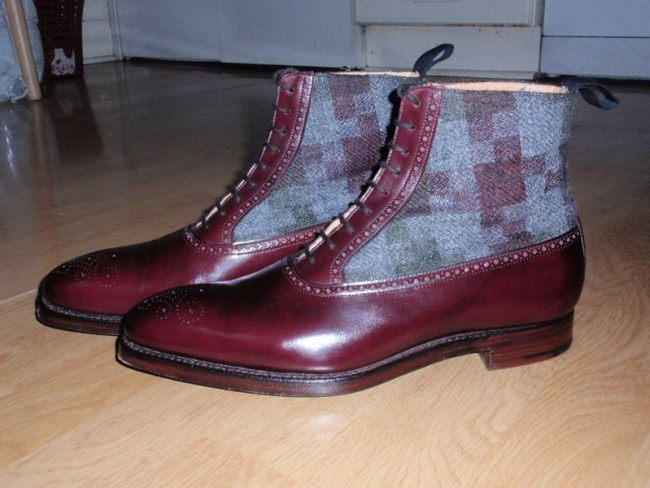 Crockett & Jones MTO Boots