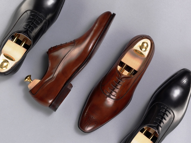 3.Crockett & Jones Beaumont