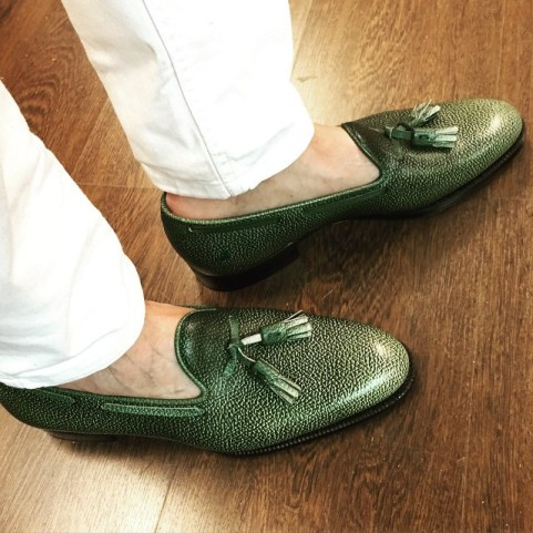Norman Vilalta loafers