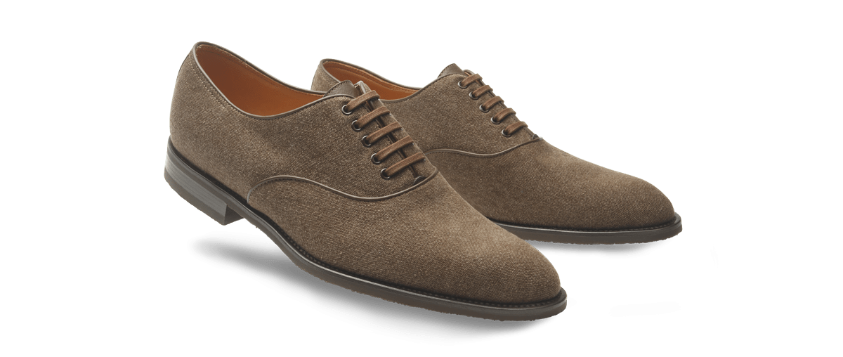 John Lobb Canvas Oxford – A New Look – The Shoe Snob Blog 9afb9cd25d0