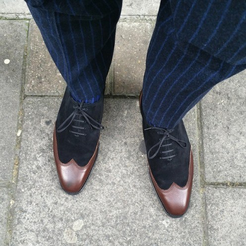 J.FitzPatrick - what I am wearing today!