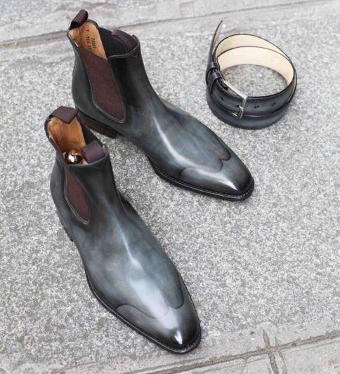 Septieme Largeur boots