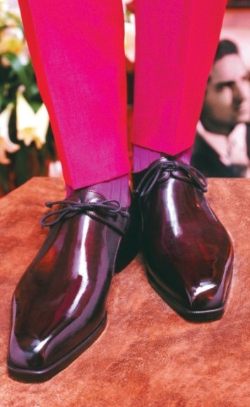 Berluti shoes with a lovely shine!