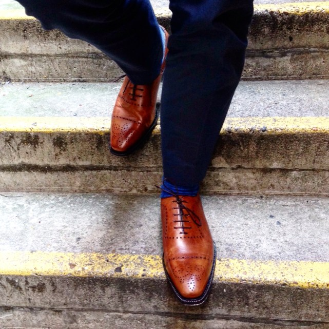 Italigente Oxfords, review coming soon on them