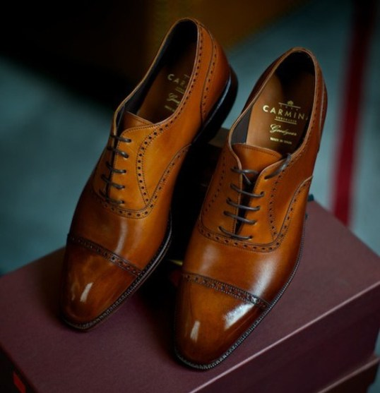 beautiful-cap-toe-brogue-in-brown-by-carmina-580x870