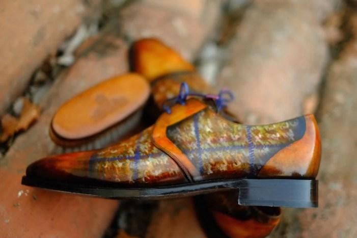 J.FitzPatrick x Dandy Shoe Care1