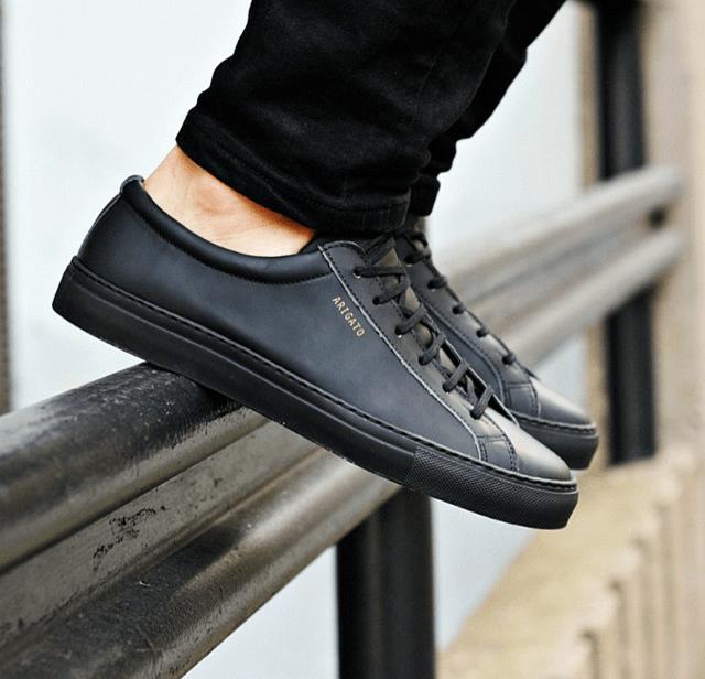Axel Arigato Trainer Extraordinaire The Shoe Snob Blog