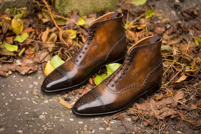 J.FitzPatrick x Dandy Shoe Care