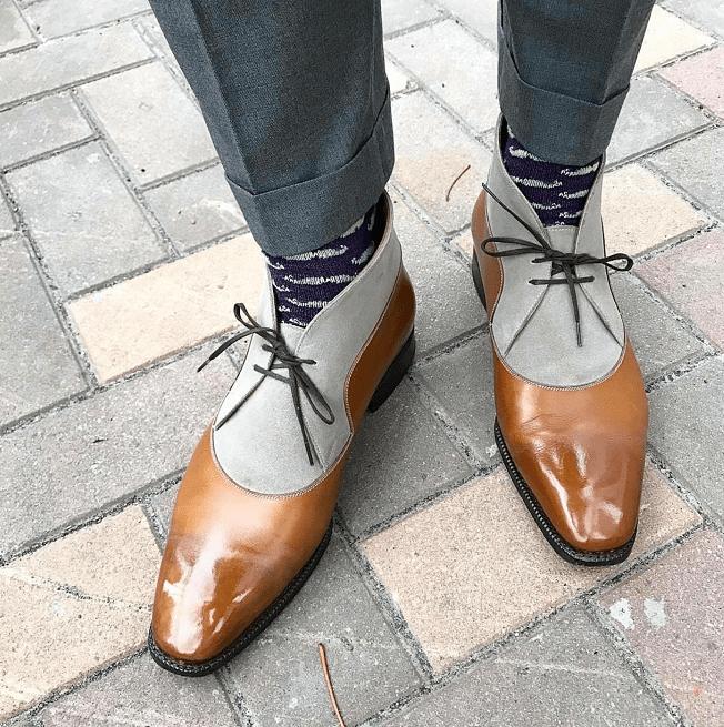 Norman Vilalta boots