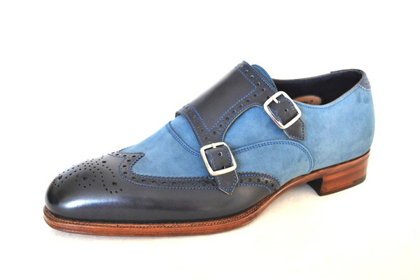 Blue Brogues Shoe Snob