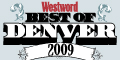 Best Local Film Festival 2009, Best Film Festival 2007, Best New Festival 2004 by Denver's Westword Weekly Editors