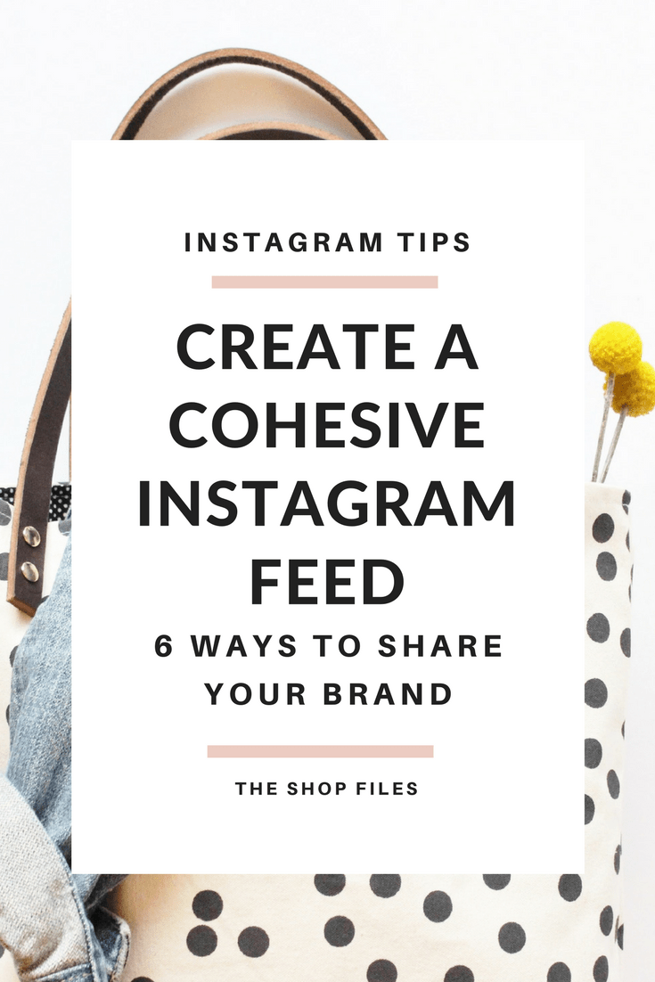 Create a Cohesive Instagram Feed to Grow Your Following