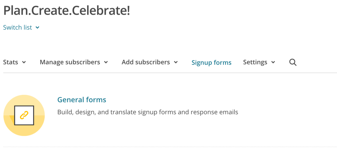How to Send Email Opt Ins with MailChimp. Email Opt In Ideas for Online Shops, Plus why email marketing is so important for your online shop and how to grow your email list