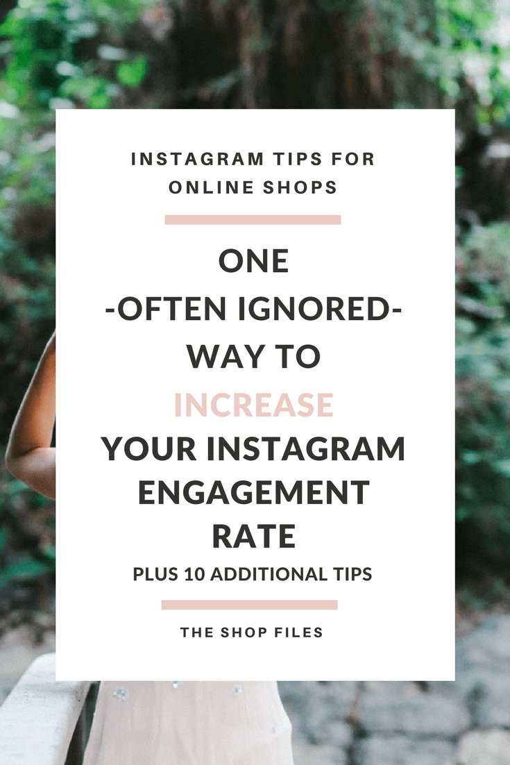 Increase Instagram Engagement - 10 ideas to grow your account