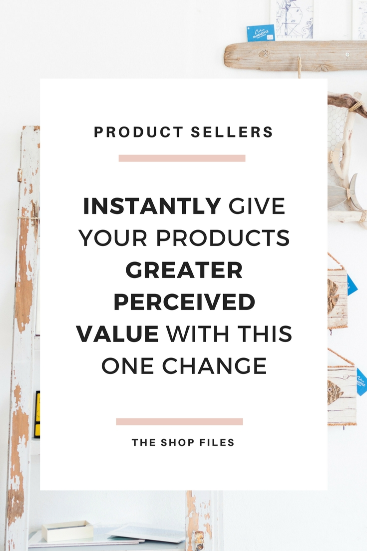 Product Photography Styling Tips- How to instantly give your product greater perceived value - use this simple product photography upgrade to enhance your brand and value of your product