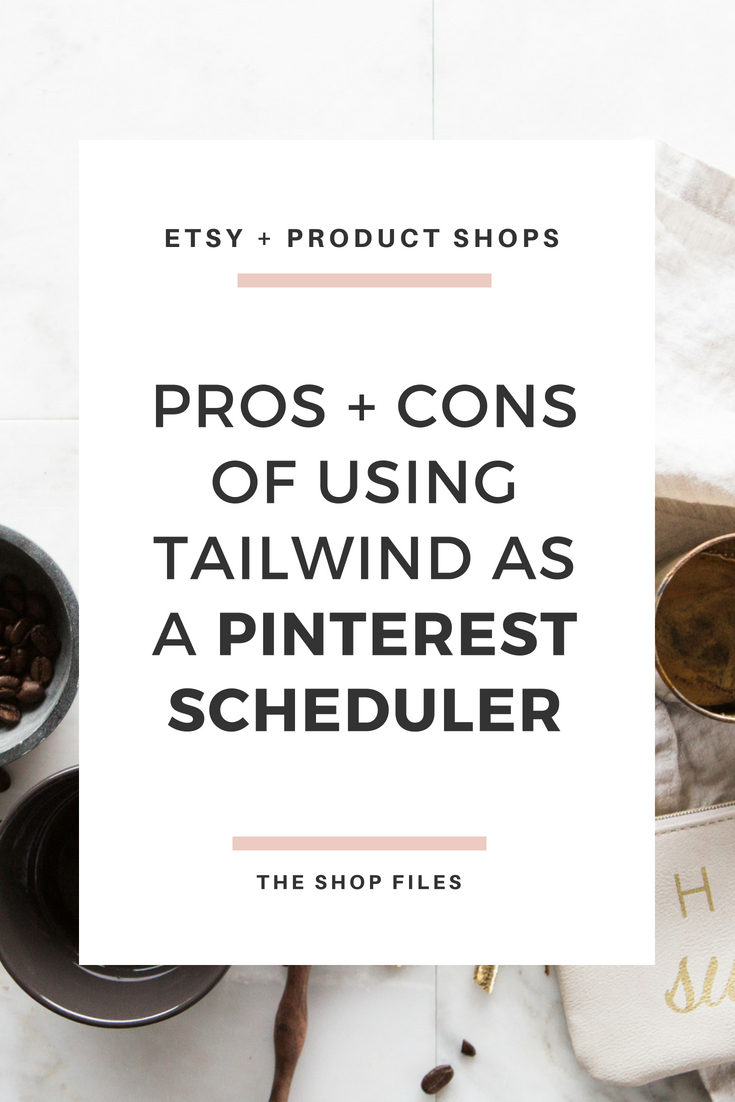 Why I use Tailwind to schedule my Pins and how to increase website traffic using Pinterest - how Pinterest schedulers can save you time and grow your business