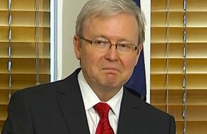 kevin rudd is sad