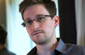 Edward Snowden satire