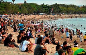 kuta beach indonesia
