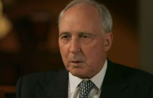 Paul Keating satire