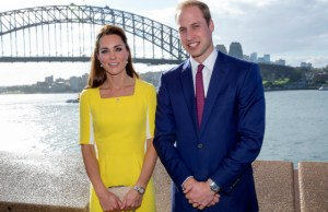 kate and william still here