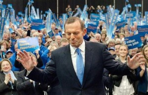 tony abbott election