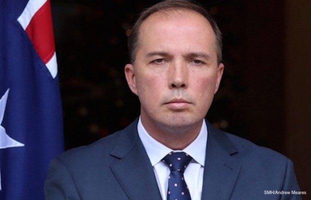 peter dutton people smuggling