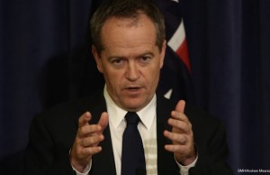 bill shorten honeymoon