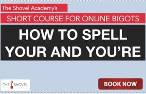 Short course for online bigots