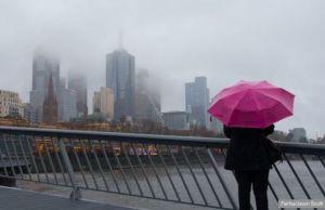 Melbourne cold