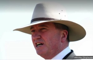 barnaby joyce private life