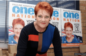 pauline hanson one nation