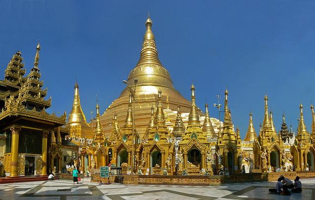 Image result for Shwedagon pagoda, photos